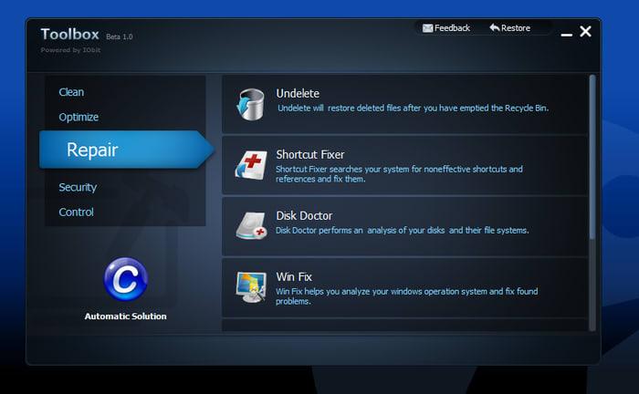 IObit Toolbox