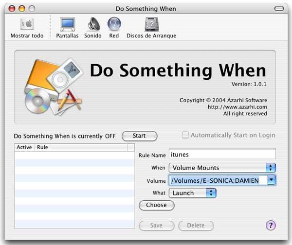Do Something When