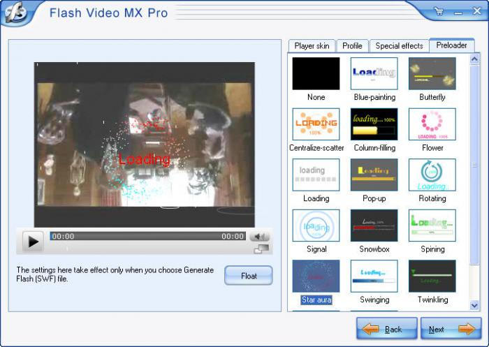 Flash Video MX