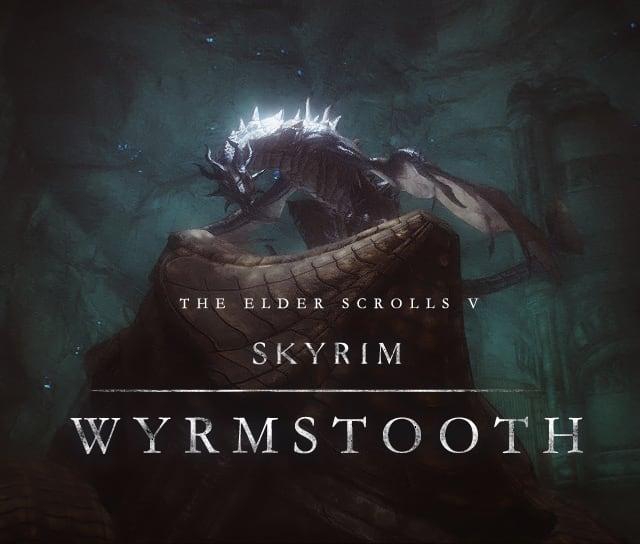 Skyrim Wyrmstooth Mod 1.1