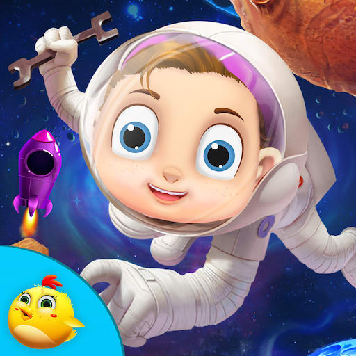 Kids Learning Planets