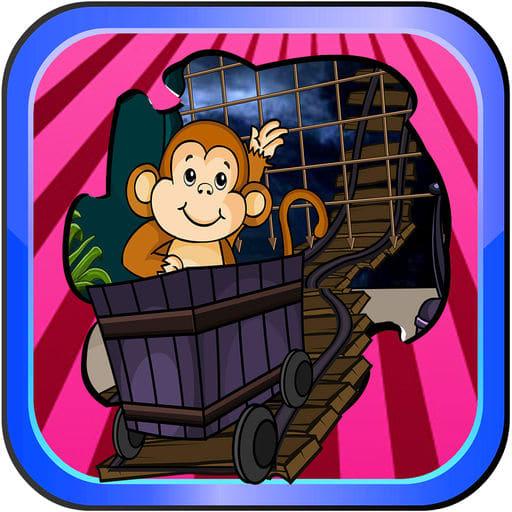786 Mine Train Monkey Escape