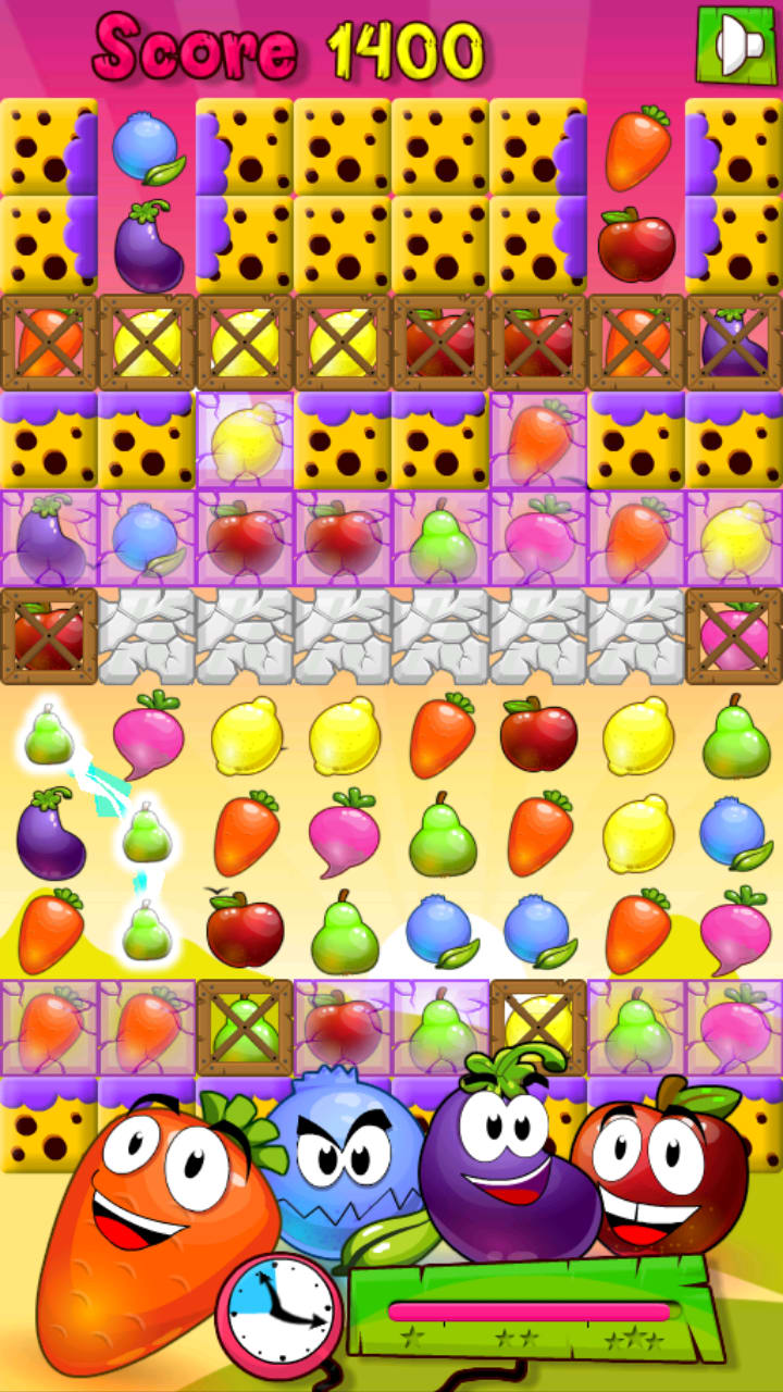 Fruits The Game
