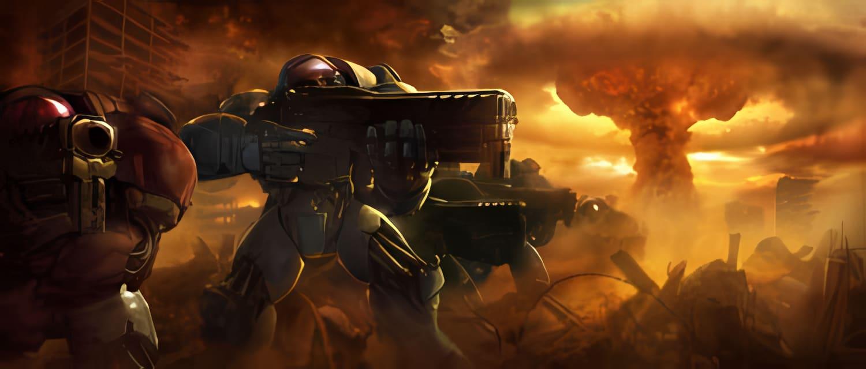 Starcraft Universe Beta