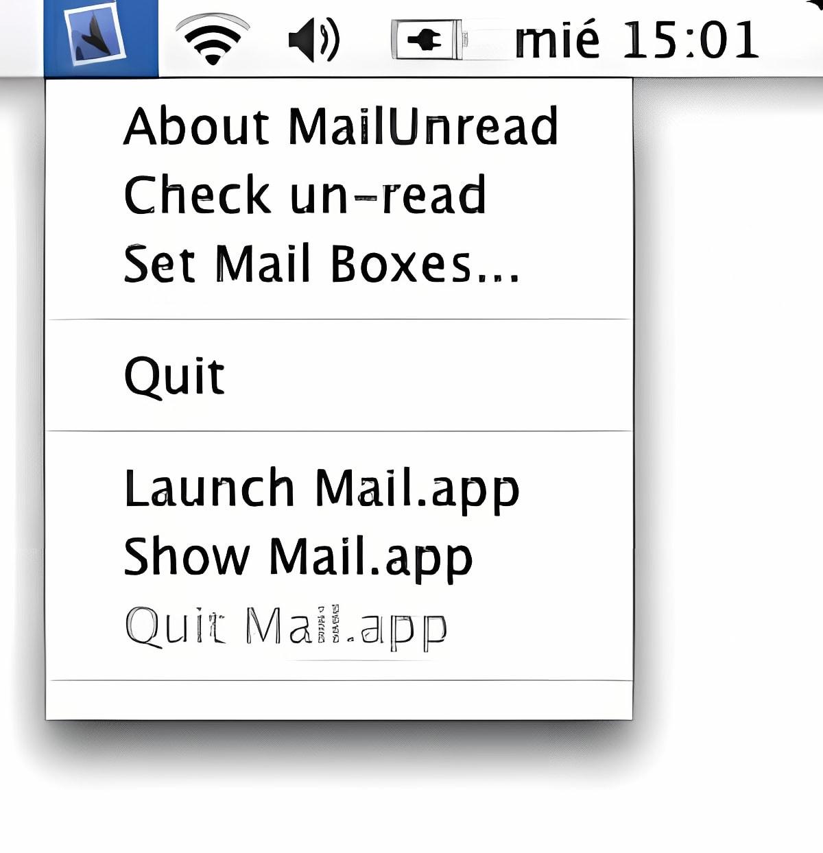 MailUnreadStatusBar