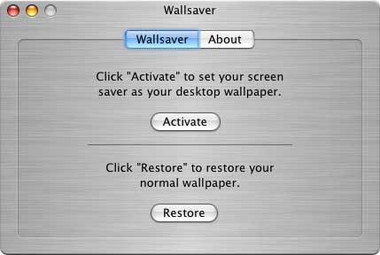 Wallsaver