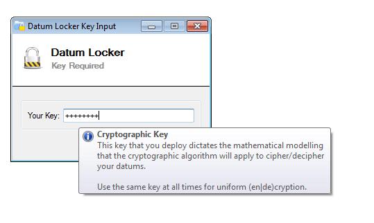 Datum Locker