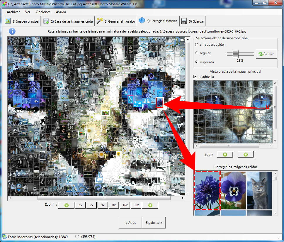 Software mosaicos fotos mac 18