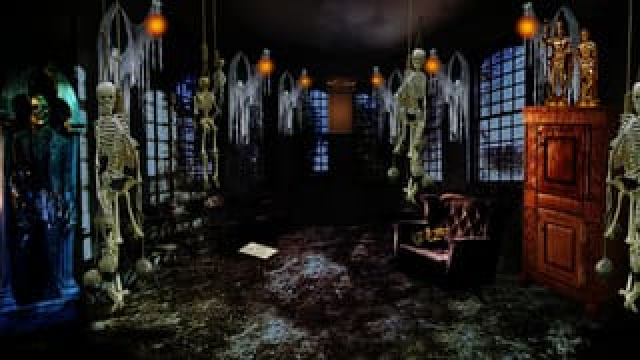 798 Souls House Escape
