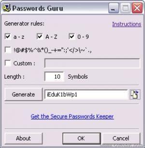 PasswordsGuru