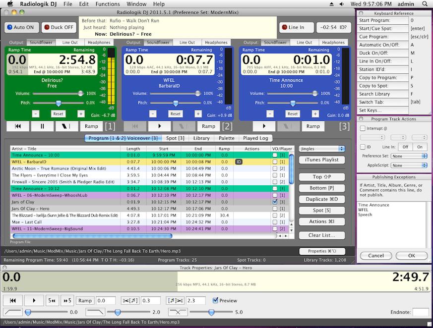 Radiologik DJ for Mac - Download