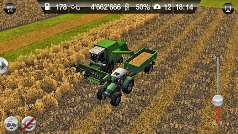 Landwirtschafts-Simulator 2012 (Farming Simulator)