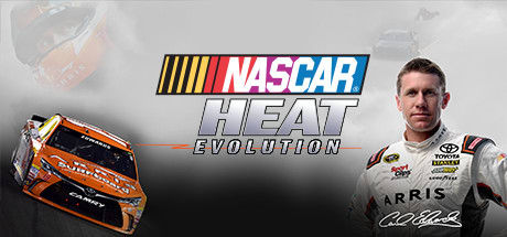 NASCAR Heat Evolution 2016