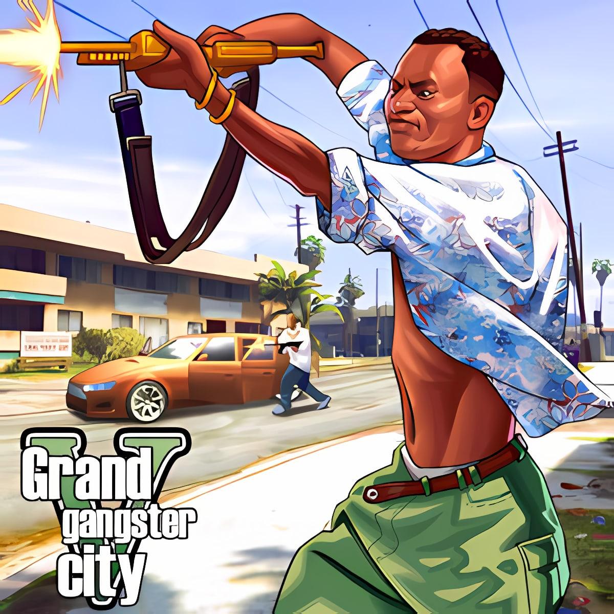 Grand gangster city