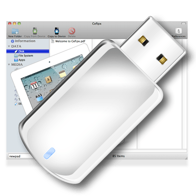 Amacsoft iDevice Disk Mode for Mac