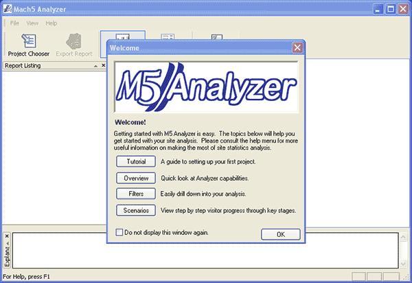 Mach5 FastStats Analyzer