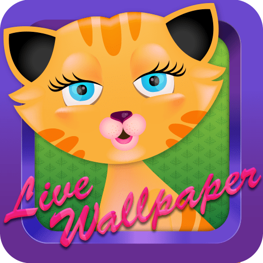 Kitty Cat Live Wallpaper