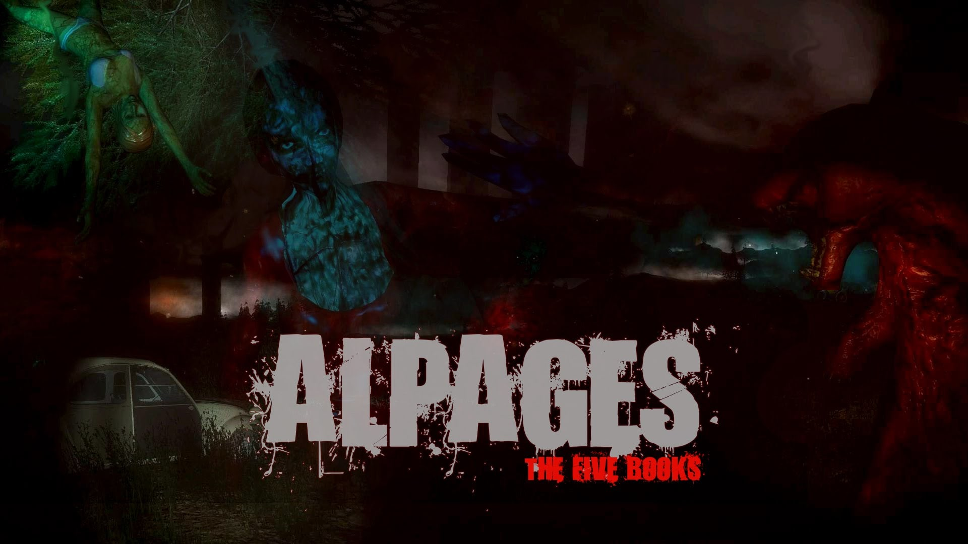 Alpages: The Five Books