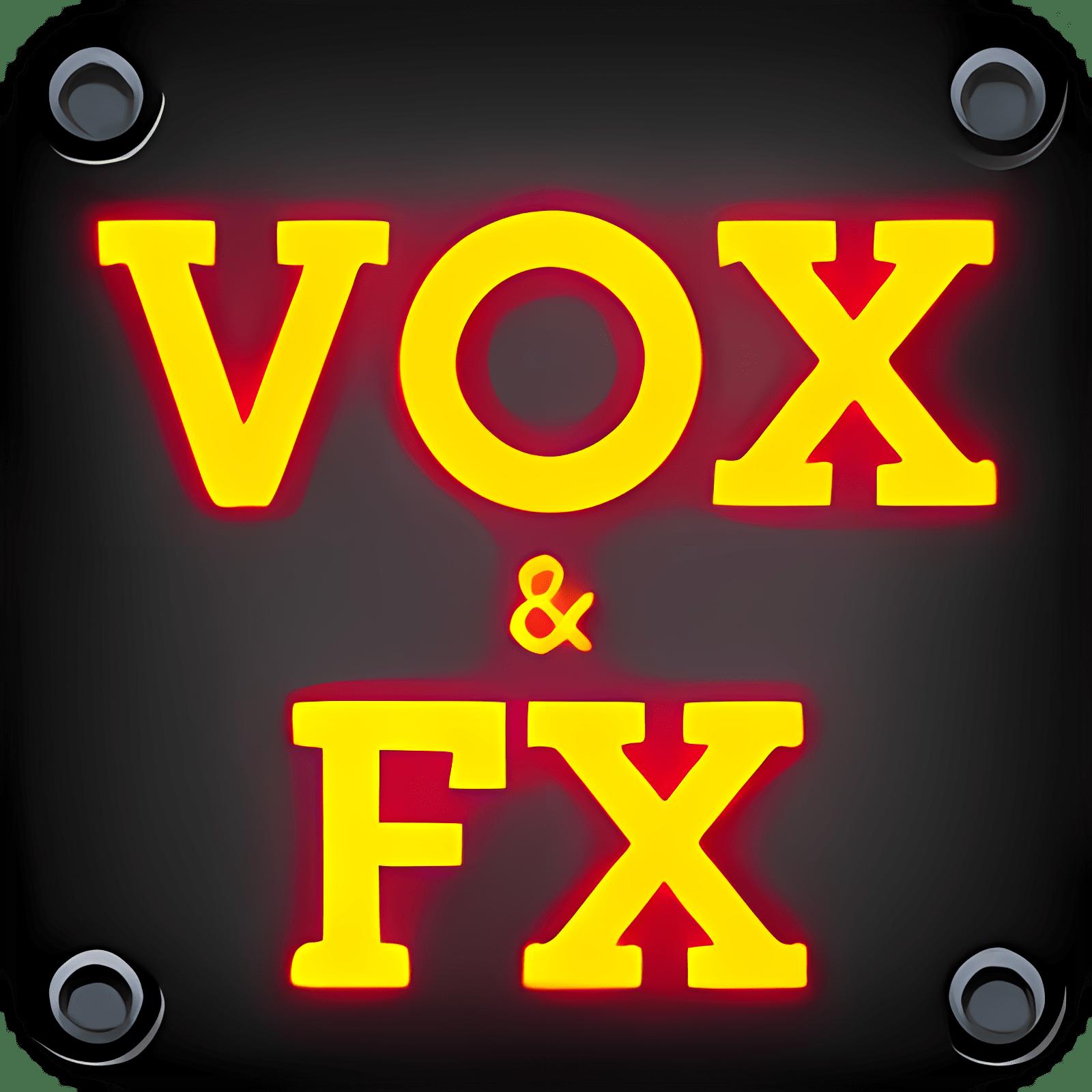 VOX & FX VOICE CHANGER DELUXE
