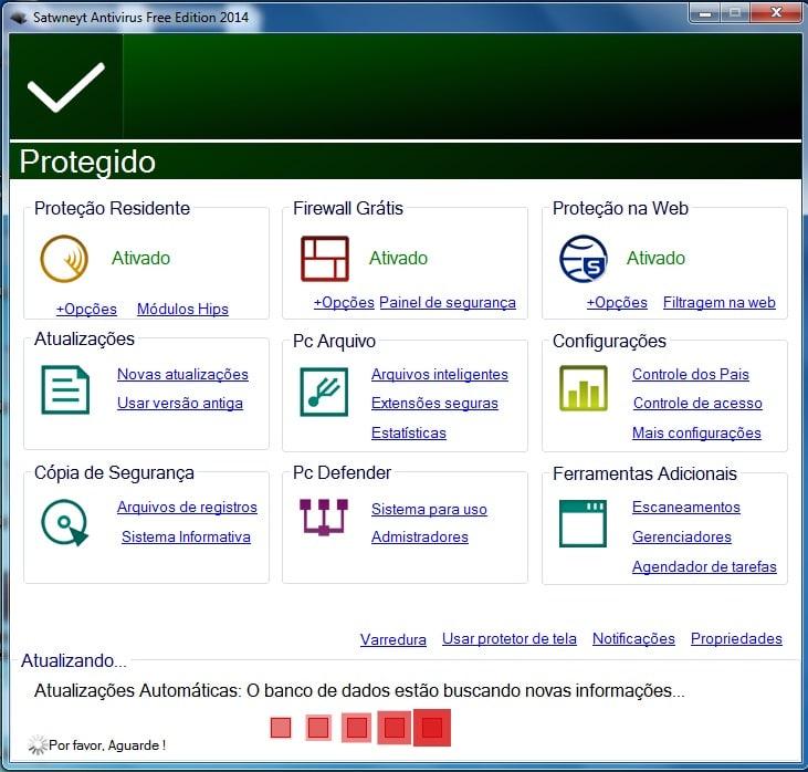Satwneyt Free Antivirus 2013