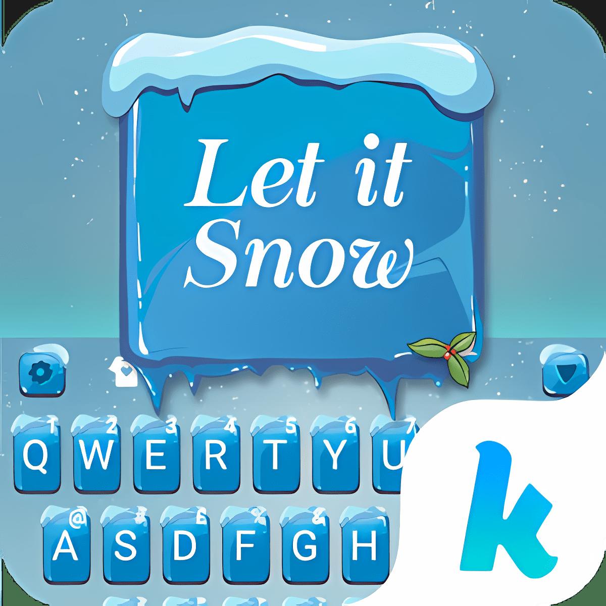 Snow Kika Keyboard 1.0