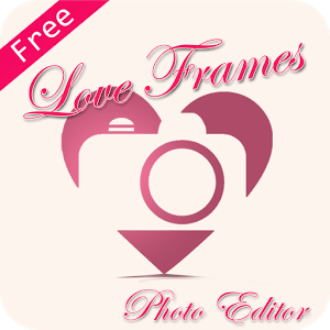 Love Frames Photo Editor