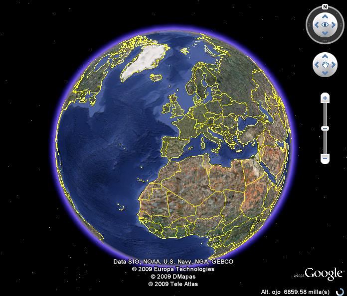 como descargar google earth para linux operating