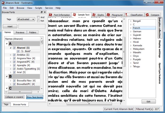 Fontmatrix