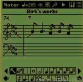 TS Noter 1.3 + PalMusic Desktop