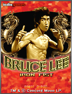 Bruce Lee - Iron Fist