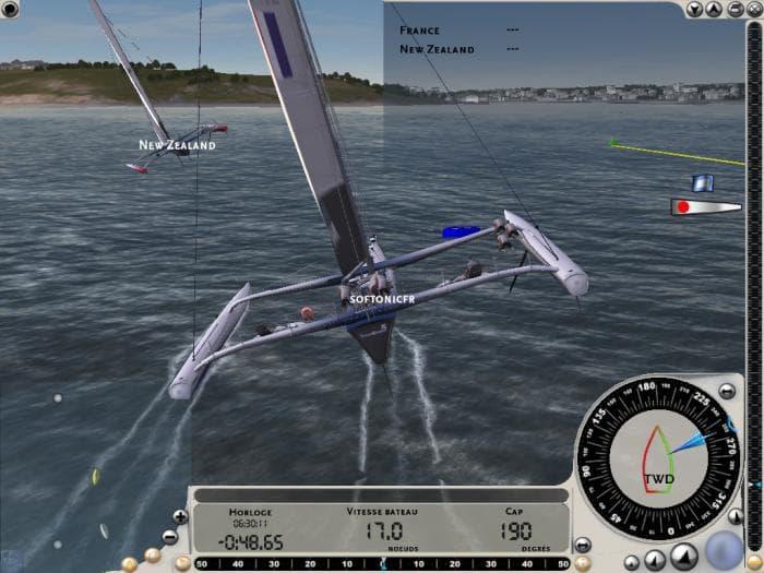 Virtual Skipper