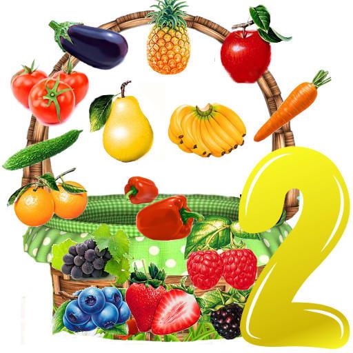 Bucket Fruit 2