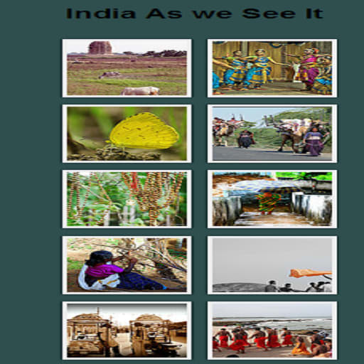 India As We See It