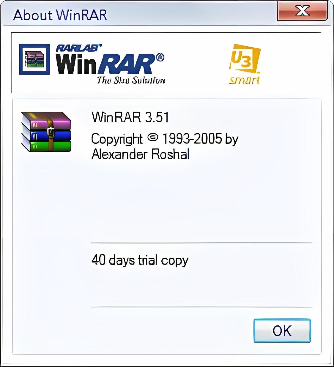 WinRAR for U3