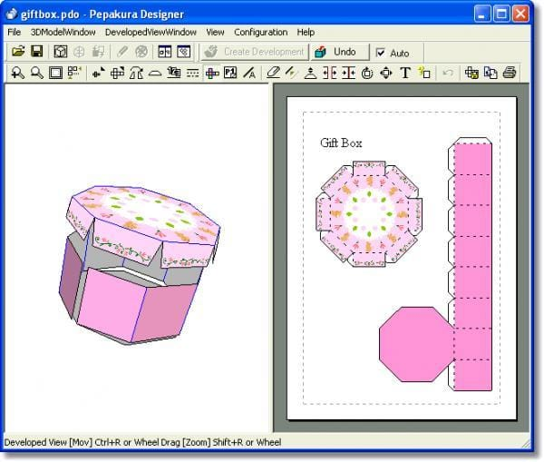 Total 3d Home Design Software Free Download: Pepakura Designer