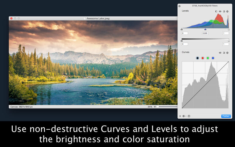 Acorn 5 - The Image Editor for Humans