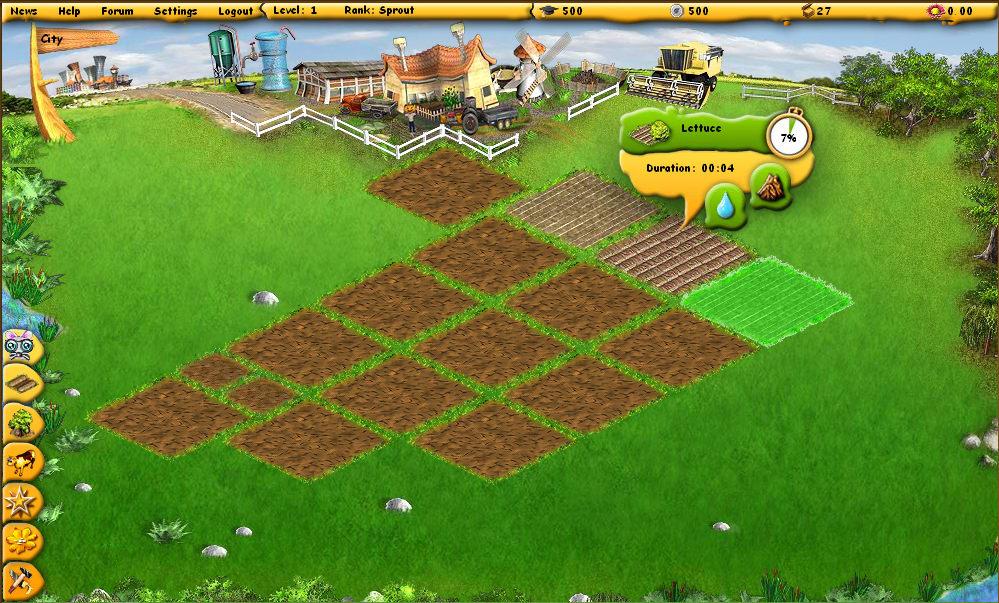 Farmerama Android