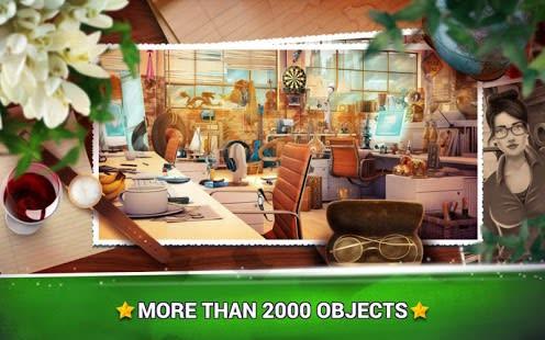 Hidden Objects Office Case