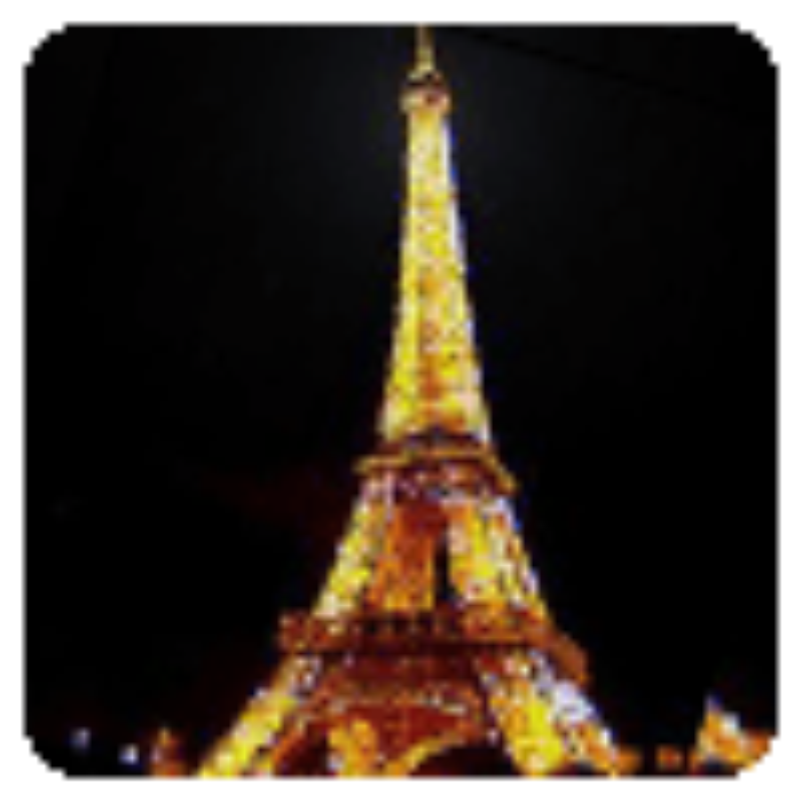 Ecran de veille Paris
