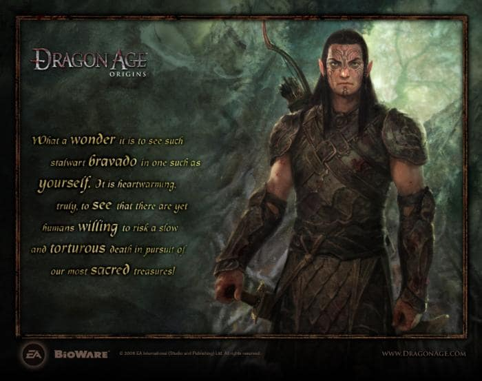 Dragon Age: Origins Wallpapers
