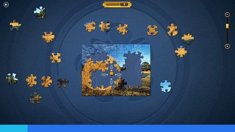 Microsoft Jigsaw para Windows 10 2015.917.1335.4617