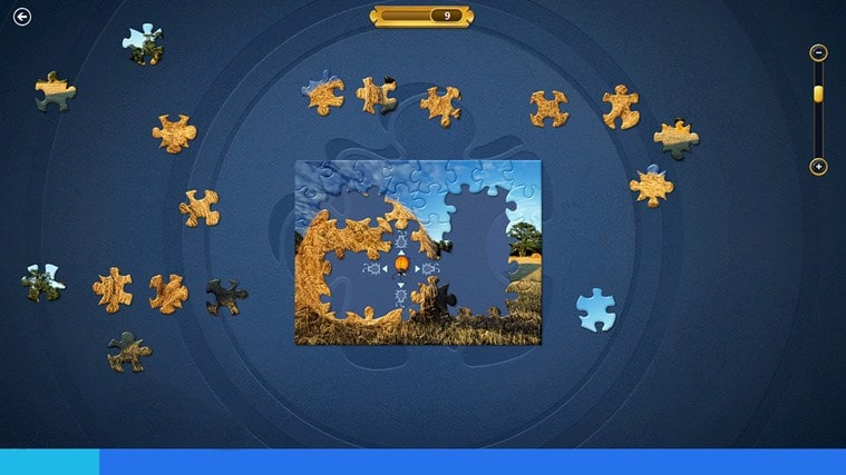 Microsoft Jigsaw pour Windows 10
