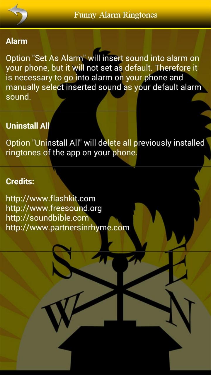 Funny Alarm Ringtones