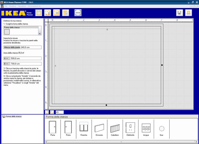Ikea home planner download for App progettare casa