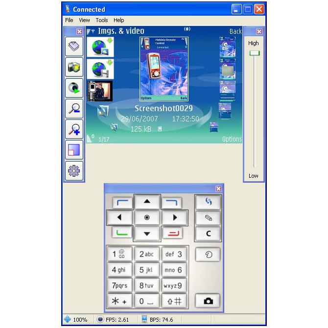 Mobiola Remote Phone Control