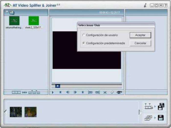 HT Video Splitter & Joiner