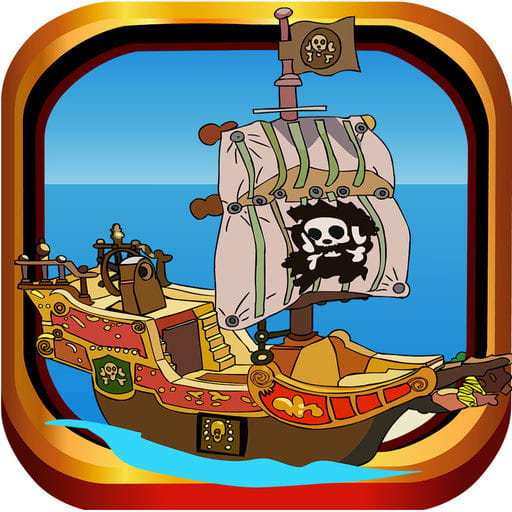 816 Escape Treasure From Pirate Island