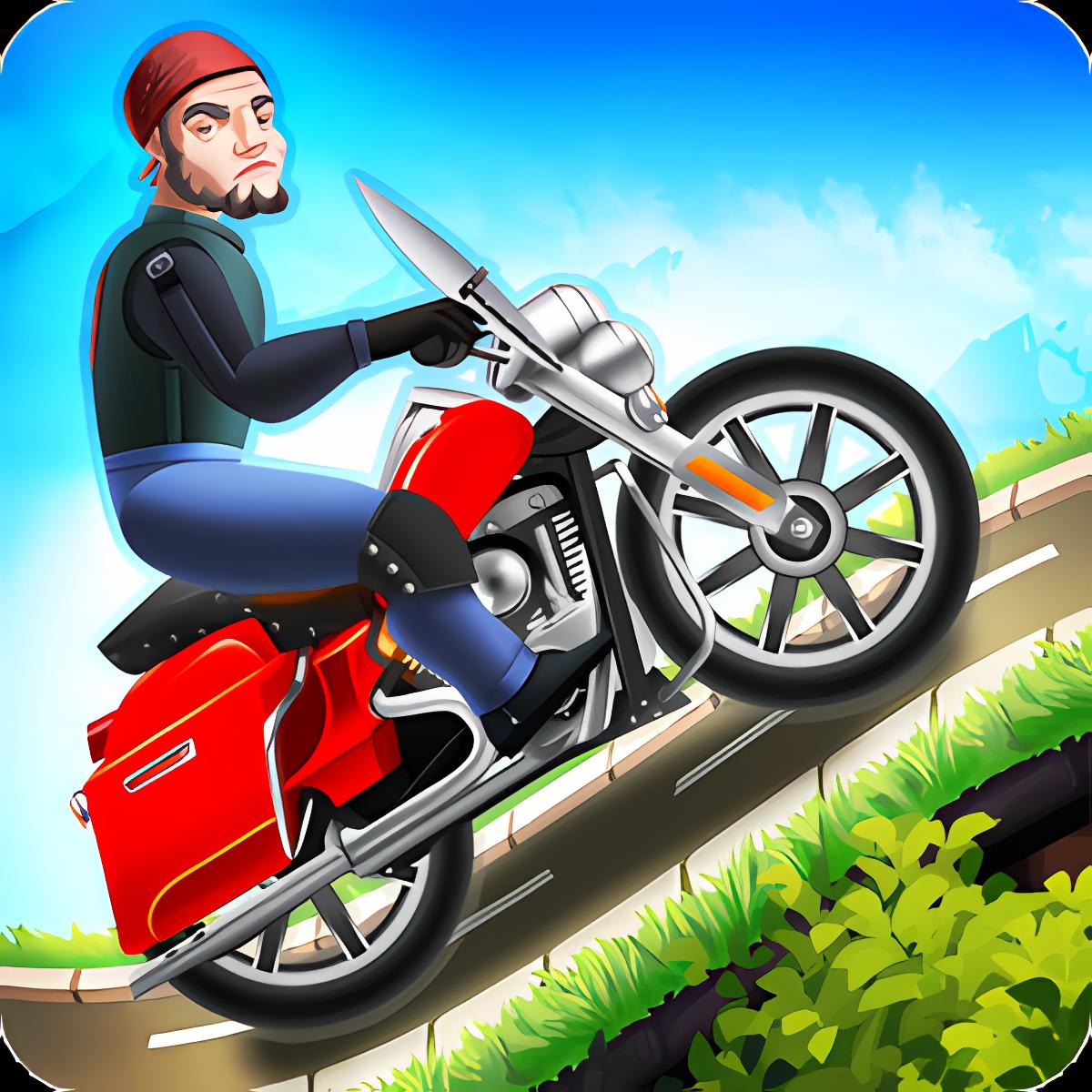 Bike Racing Show: Stunt & Drag