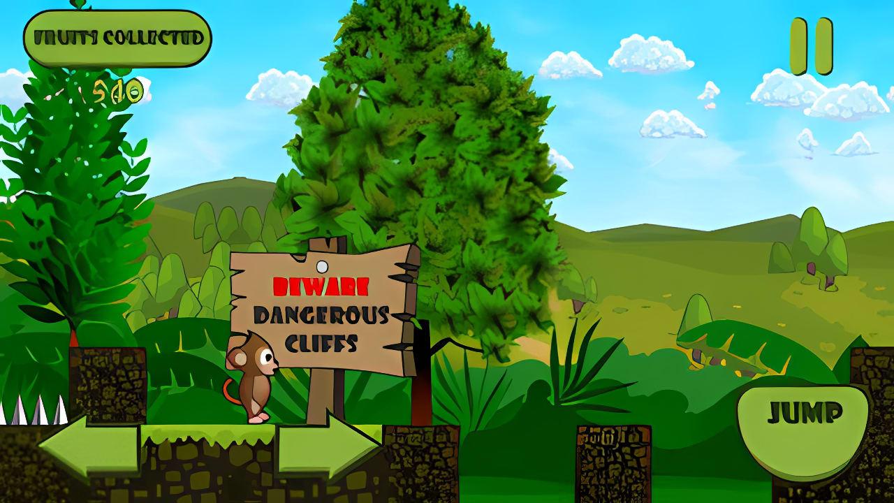 Monkey Fruit Rush