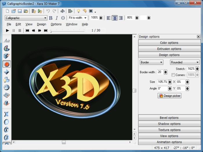 Xara 3d maker download for 3d layout maker
